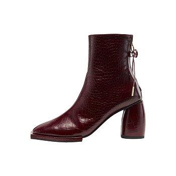 RL4-SH013 / Square Ribbon Boots