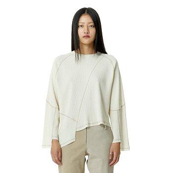 Day&Night Long Sleeve T-Shirt Ivory