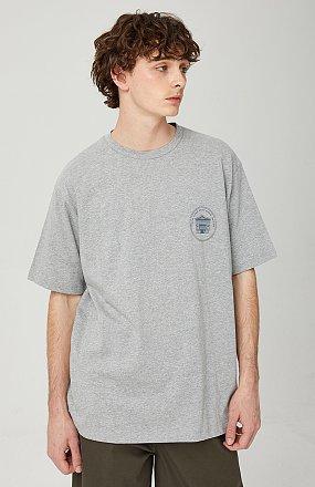 [MEN] 홈보이 그래픽 티셔츠