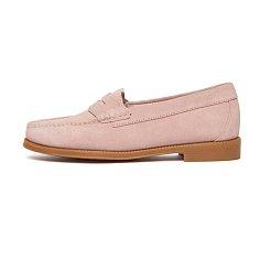 EASY WEEJUNS PENNY SUEDE 바스 스웨이드 페니로퍼 핑크 여성화 BA41712K-5LP