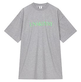[Vetements] 레터링 포인트 티셔츠 (남성)