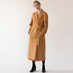 [FW20 ESSENTIAL] 캐시미어 Cashmere Handmade Coat Camel