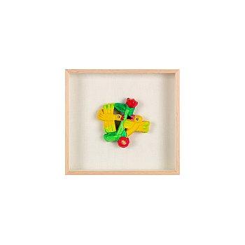 이왈종, 제주 생활의 중도 오브제 - 새 (2color)