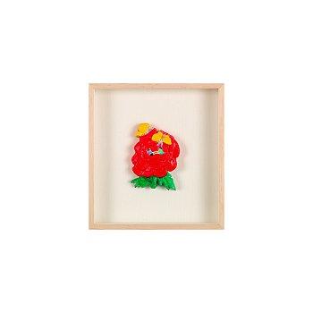이왈종, 제주 생활의 중도 오브제 - 꽃 (2color)