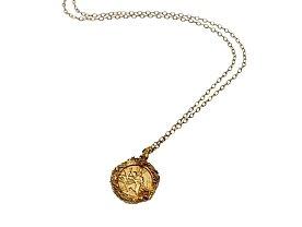 [Alighieri] St. Christopher's Necklace