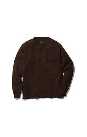 라이프 밸류 어패럴 Heavy Cotton L/S Tshirt 헤비 코튼 티셔츠