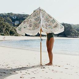 바질뱅스 Premium Umbrella Tiki