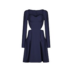 [21FW NEW] CUT OUT DETAILED DRESS