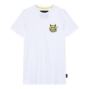 엠브로이더리 데빌 티셔츠