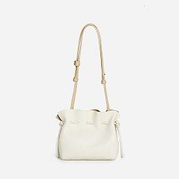 [강민아 착용] NIKI bag_white combi
