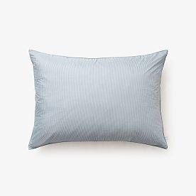 먼지가 적은 진드기 방지 베개 커버_50X70cm_블루