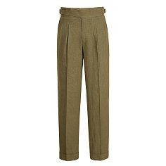8s Linen Gurkha Trousers (Beige)