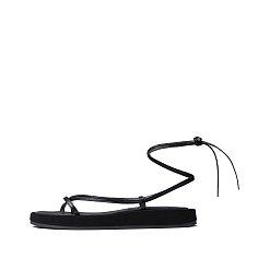 Strap Platform Sandals / D21S04-BK
