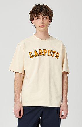 [MEN] 프론트 레터링 티셔츠