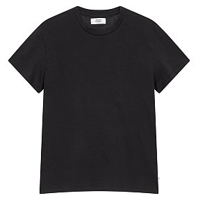 [ESSENTIAL] 백라운드 로고 티셔츠