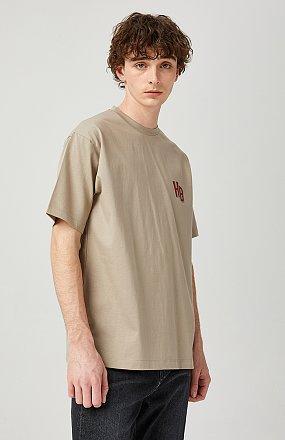 [MEN] HB레터링 티셔츠