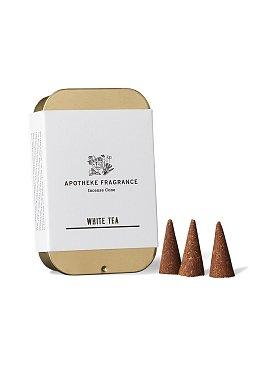 [Apotheke Fragrance] 인센스 콘 White Tea