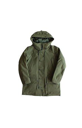 TAKIBI Down Jacket (with detachable liner) 스노우피크 타키비다운자켓 올리브