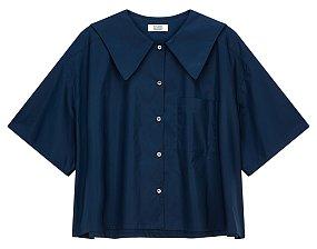 빅카라 원포켓 코튼셔츠
