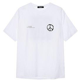 [Undercover] YOSHIE TOMINAGA X PATTI SMITH 픽처 프린트 크루넥 티셔츠 (남성)