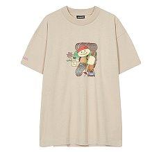 [Jacquemus] 트렉 그래픽 티셔츠