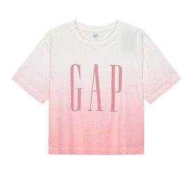 ★갭 여성 21년 SPRING★ 로고 그래픽 박시핏 티셔츠