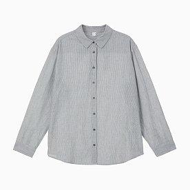 코튼 베이직 셔츠