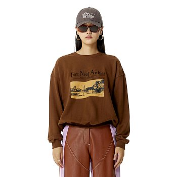 Pont Neuf Pullover Brown