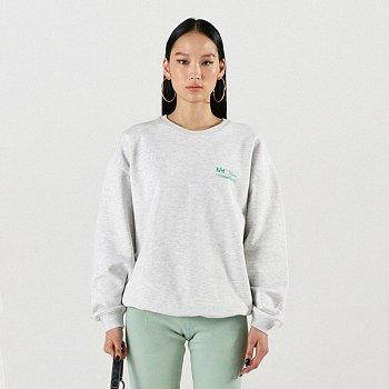 KAC Sweat Shirt Melange Grey