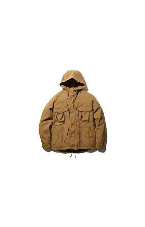 TAKIBI Jacket 스노우 피크 타키비 자켓 브라운