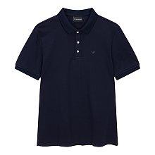 미니 로고 폴로 티셔츠