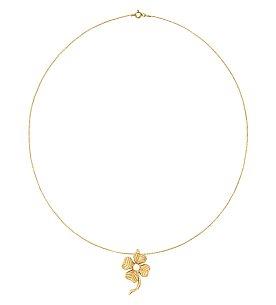 [Parel Parel] Klover Pearl Necklace