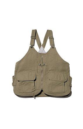 TAKIBI Duck Vest 스노우피크 타키비 덕베스트 올리브
