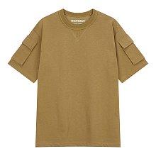 [MEN] 포켓 슬리브 티셔츠