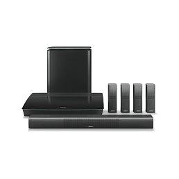 보스 Lifestyle 650 블랙 홈 엔터테인먼트 시스템 홈시어터
