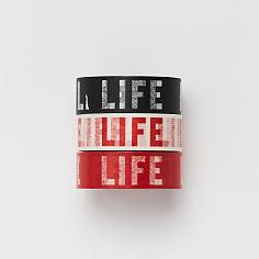LIFE LOGO MASKING TAPE(15mm)_라이프 로고 마스킹 테이프(15mm)