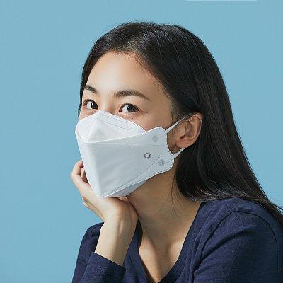 매일 편한 KF94 보건용 마스크 30P_대형(흰색)