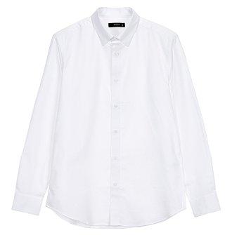 [FORMAL] 레귤러 화이트 셔츠