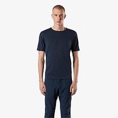 CEVIAN COMP SS SHIRT (DARK NAVY) 베일런스 세비안 컴프 SS 셔츠