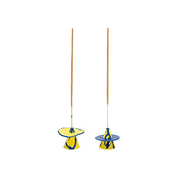 구민선, Incense holder - Blue