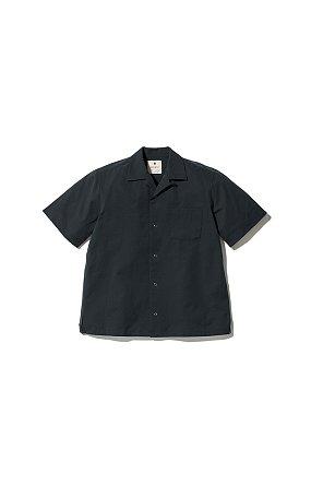 Quick Dry Aloha Shirt 스노우 피크 드라이 알로하 셔츠 블랙