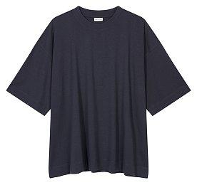 [Dries Van Noten] 코튼 박시 티셔츠