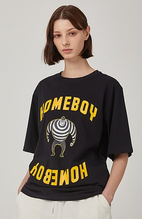 SUPER BAD 그래픽 티셔츠
