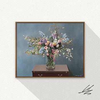구자승 , 꽃 / The Flower