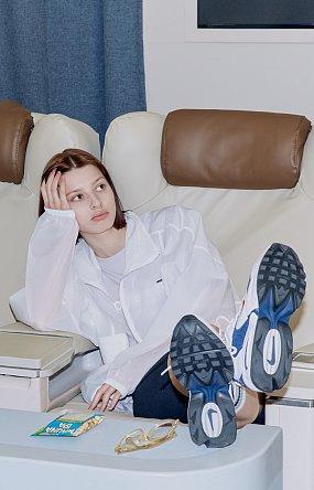 ★김수미 착용★ 쉬어 윈드 점퍼