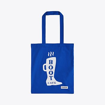 [Boot Cafe] BTACC3 - ECO BAG - BLUE