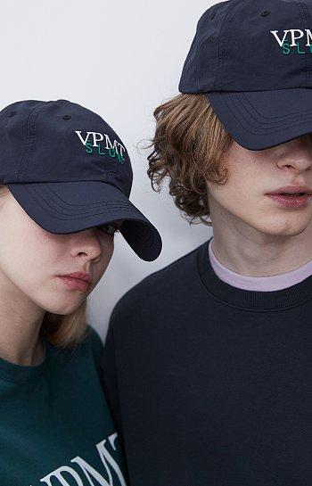 VPMT SLOW 자수 볼캡 모자
