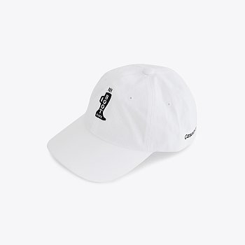 [Boot Cafe] BTACC1 - CAP - WHITE