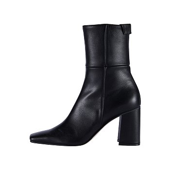 RL3-SH075 / Pointed Square Basic Boots