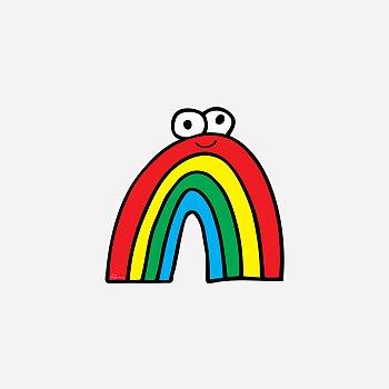 존 버거맨, Rainbow